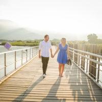 Souvenirs... séances couple & engagement
