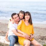 Séance Famille & Grossesse à la plage